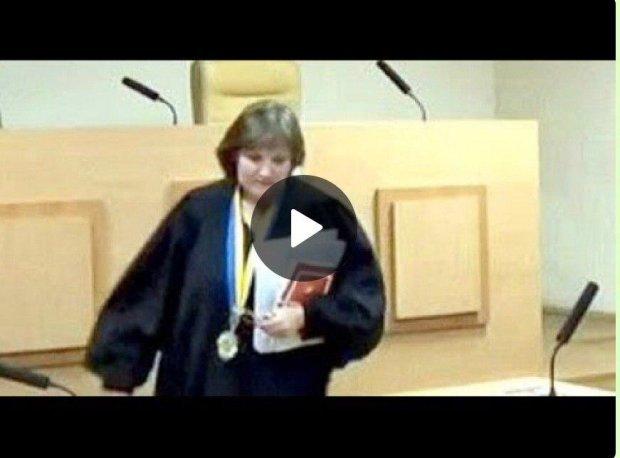 суддя Галина Матійчук