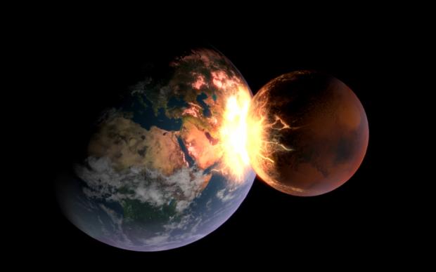 Человечество станет свидетелем большого противостояния Земли и Марса
