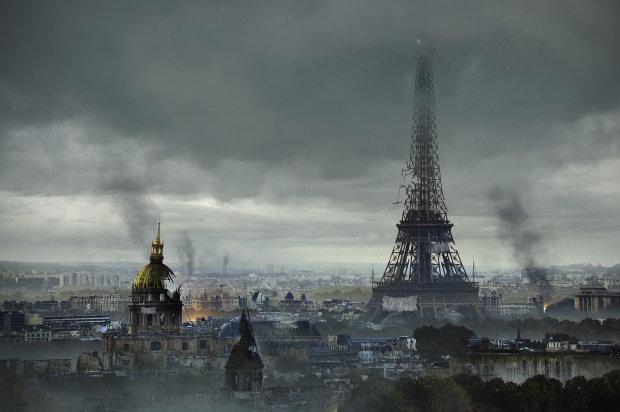Эйфелеву башню закрывают