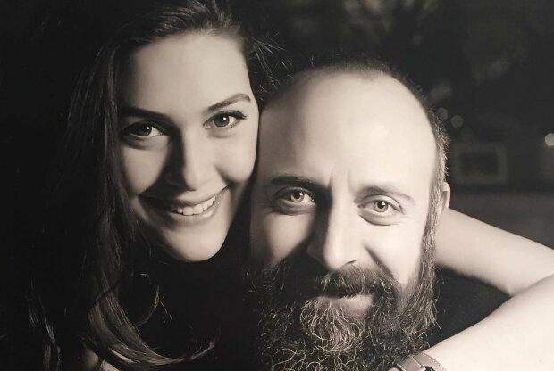 Халит Эргенч с супругой, фото: Instagram