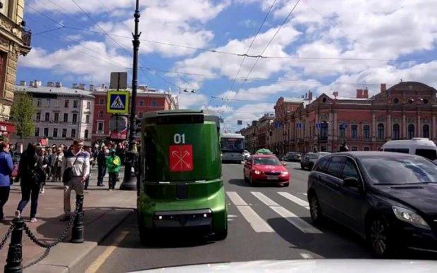 """Российских маршрутчиков """"привяжут"""" поводком к их автобусам"""