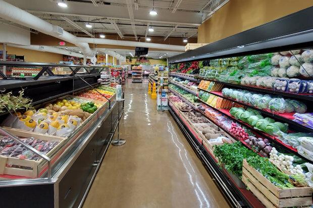 Супермаркет, фото из открытых источников