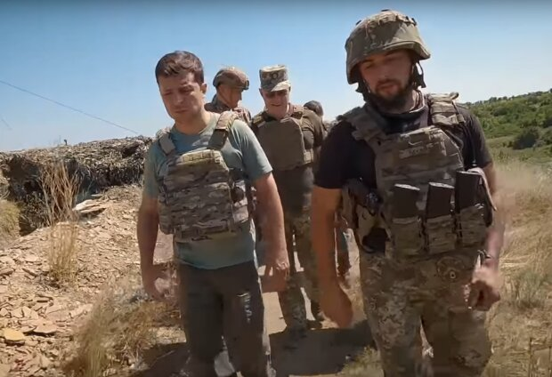 """""""Якби все залежало від...."""": Зеленський  нарешті зрозумів, у кого """"кнопка""""  миру на Донбасі"""