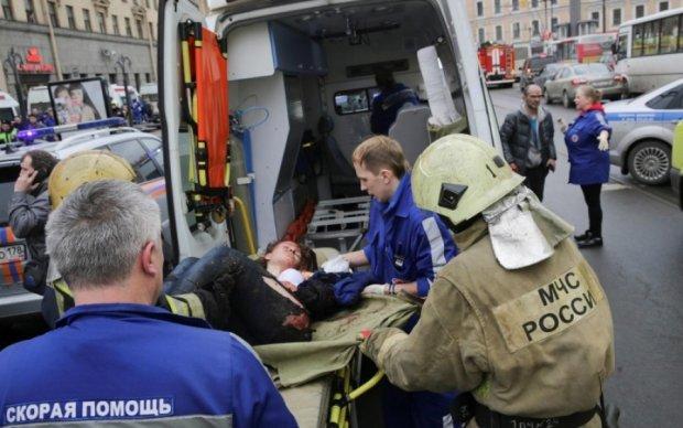 Зросла кількість жертв пітерського теракту