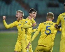 Збірна України виграла у Люксембурга