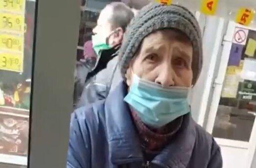 """Харків'янка з великим серцем нагодувала незнайомку з мізерною пенсією: """"Боляче дивитись"""""""