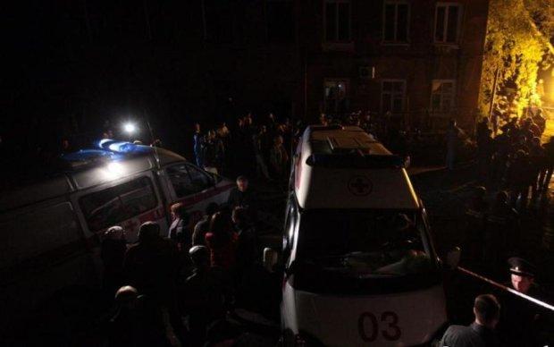 Омск потряс мощный взрыв: обрушился дом, все в дыму