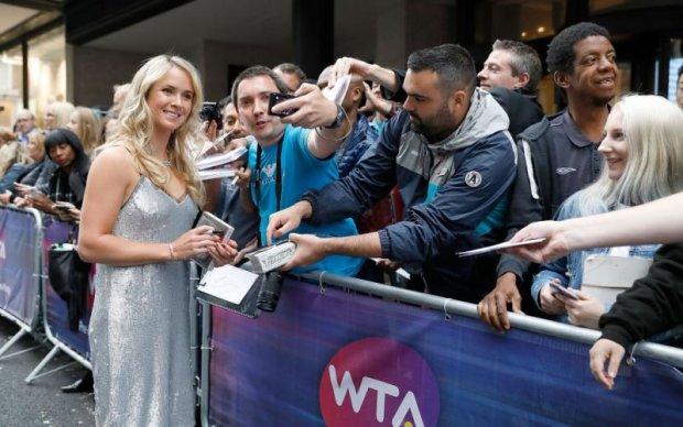 Найкраща тенісистка України розповіла, де познайомилася зі своїм хлопцем