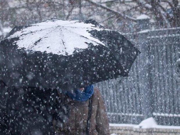 Погода на 12 октября: остерегайтесь мороза, снега и шторма