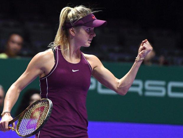 Свитолина узнала соперницу в финале Итогового турнира WTA