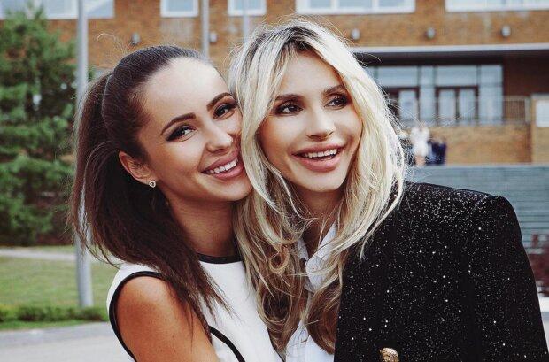 Світлана та Ксенія Лобода, фото: Instagram