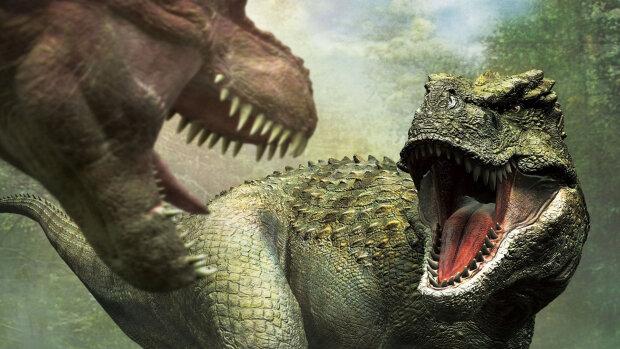Динозавры, фото: mob.org