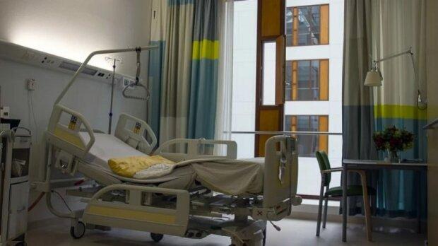 Больничная палата, скриншот из видео