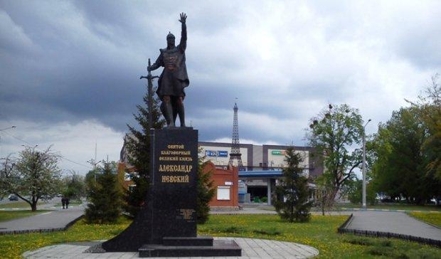 В Харькове украли меч Александра Невского (фото)