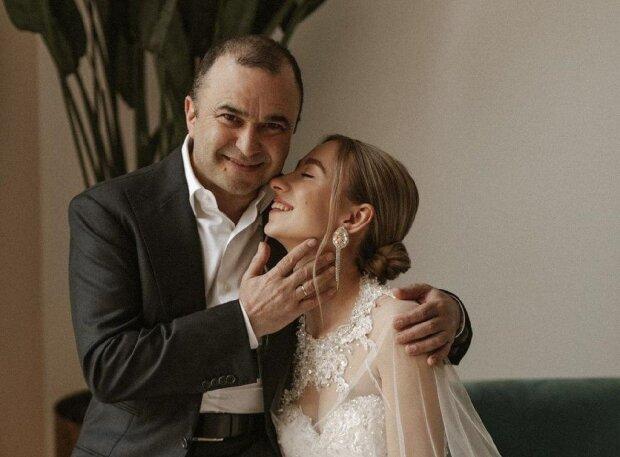 Віктор Павлік з дружиною Катею, фото з Instagram