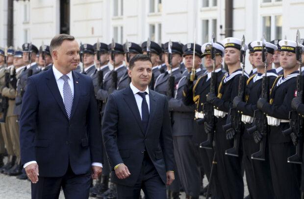О чем Зеленский договорился с президентом Польши Дудой: поддержка от США и санкции против России