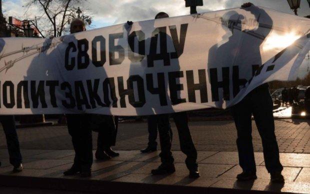 Российские тюремщики пытают украинского политзека