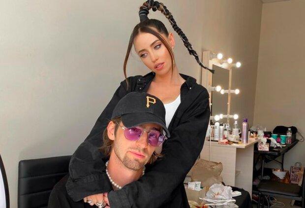 Надя Дорофеева и Владимир Дантес, instagram.com/nadyadorofeeva/