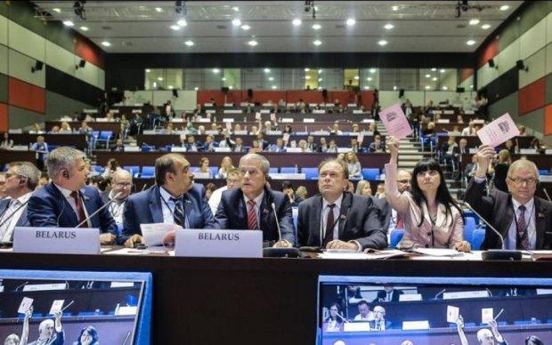 Украина утерла нос России в ОБСЕ
