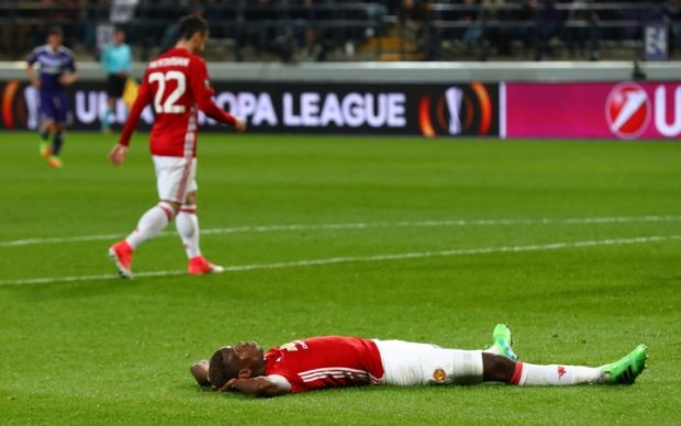 Андерлехт - Манчестер Юнайтед 1:1 Відео голів та огляд матчу Ліги Європи