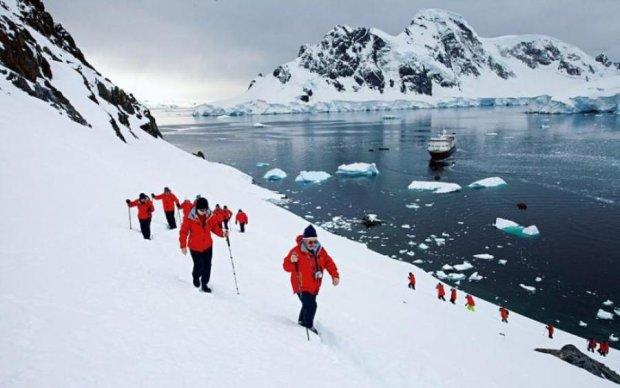 Глобальне потепління: вирішення проблеми відшукали в Антарктиді