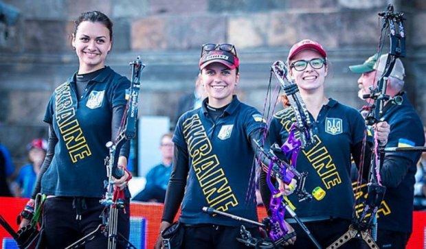 Українки стали чемпіонками світу зі стрільби з лука