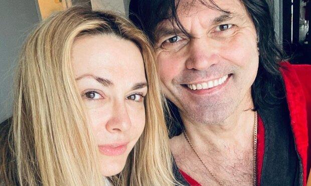 Ольга Сумская с мужем, фото: Instagram