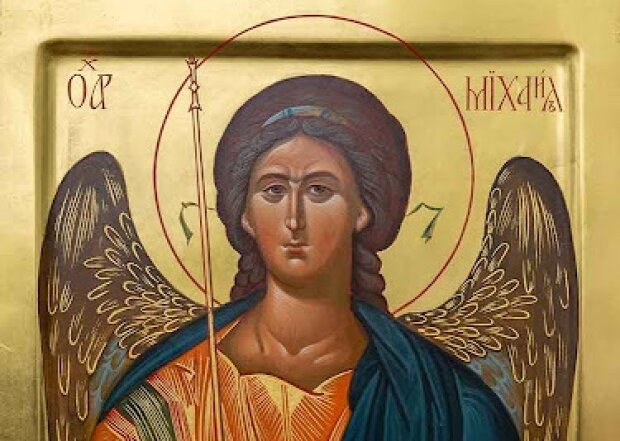Ікона Архангела Михаїла, фото з джерел