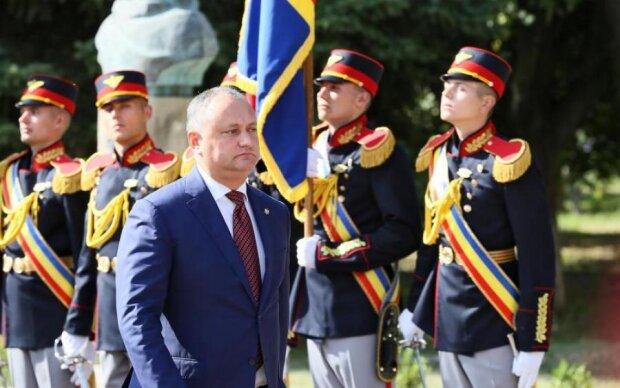 Молдавські війська в Україні: Додон поставив крапку