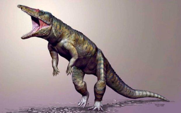 Палеонтологи знайшли найдавнішого монстра-велетня