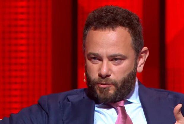 Александр Дубинский, кадр из видео