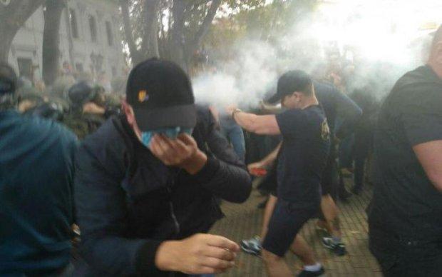 Отставка мэра Труханова - требование жителей Одессы