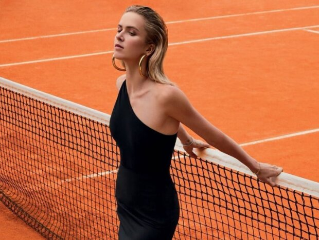 Еліна Світоліна, фото:Elle