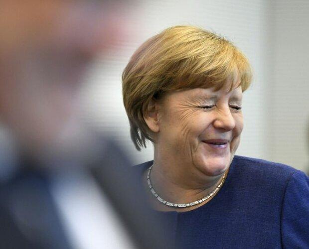 Меркель, фото из свободных источников