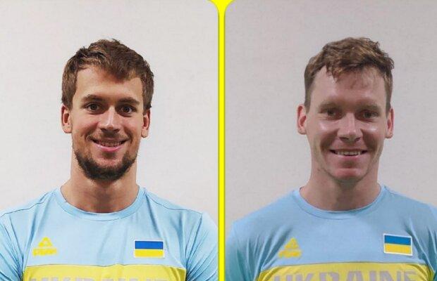 Михайло Романчук та Сергій Фролов, фото: OlympicUA