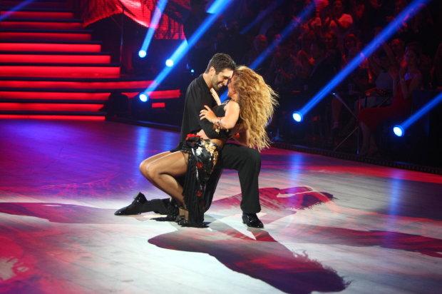 Оксана Марченко, Танці з зірками