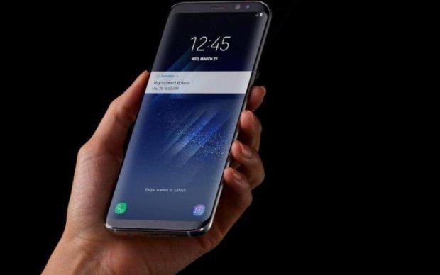 Samsung Galaxy S9 впервые показали на видео