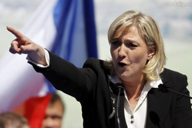 На п'ятьох родичів Ле Пен завели кримінальну справу
