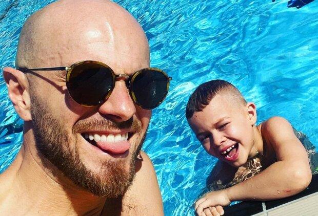 Влад Яма с сыном, instagram.com/vladyama_official