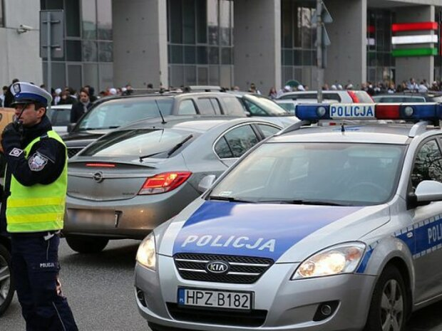 Фото поліції Польщі