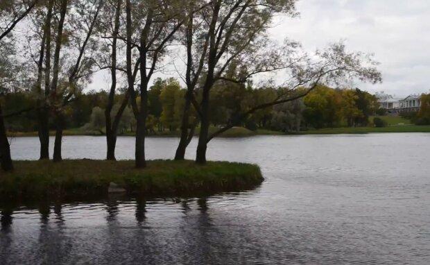 Погода - осінь, скріншот