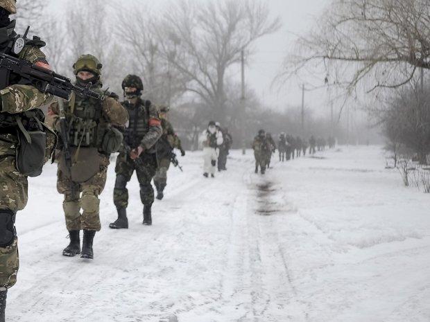 ВХарьковской иеще 9-ти областях государства Украины ввели военное положение