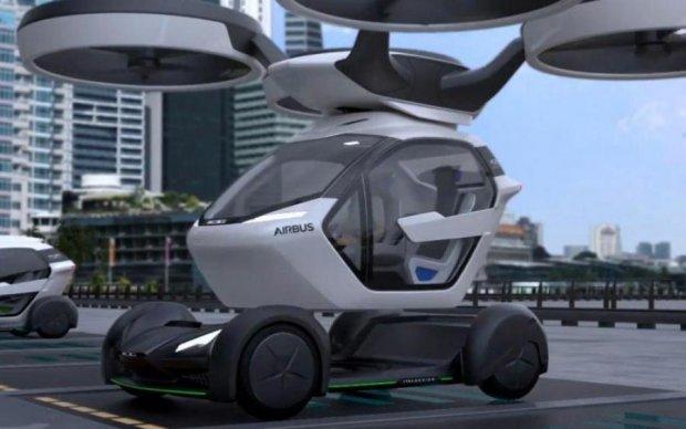 Летающие авто стали ближе к реальности