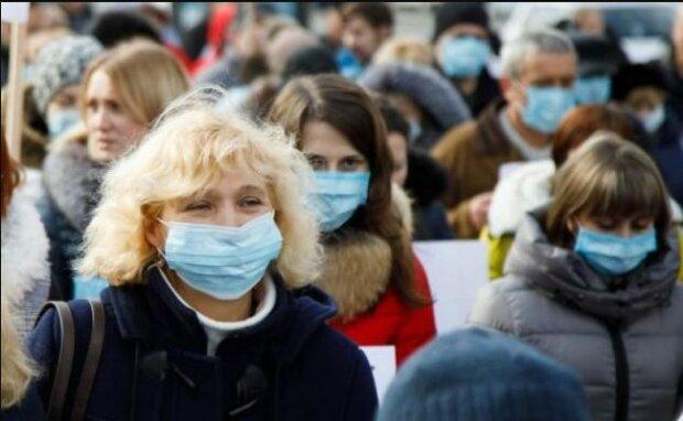 коронавірус в Україні, фото: РБК