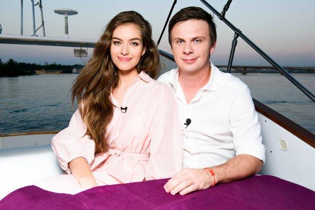 """Комаров рассказал о первой встрече с красавицей женой: """"Все началось мистически"""""""