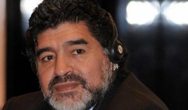 Марадона идет в президенты ФИФА