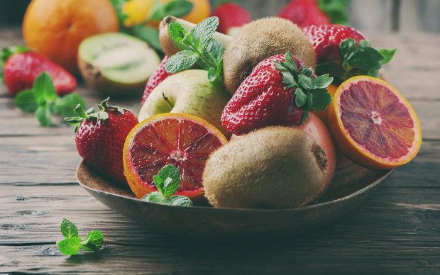 Топ-8 фруктів з низьким вмістом цукру