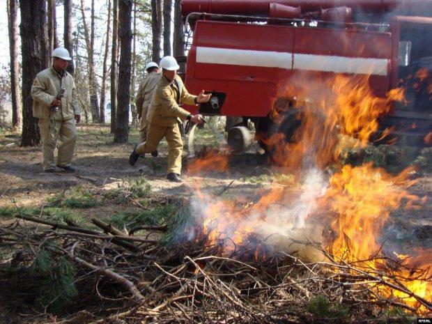 Харьковщина в огне: десятки пожаров за сутки, спасатели сбились с ног