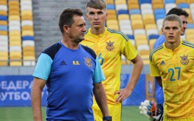 Наставник української збірної з футболу переметнувся на бік агресора