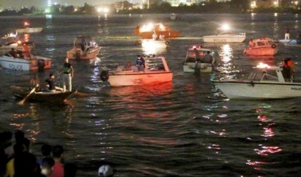 Аварія катера у Каїрі забрала життя 35 людей